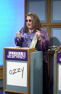 Who is . . . Ozzy!