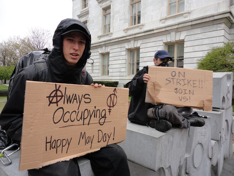 Occupy Strikers