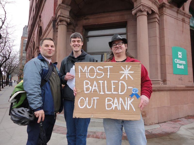 Occupy Bank