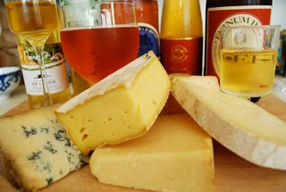 Food-cidercheese