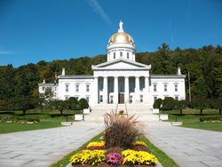 Vermont-statehouse-dreamstime_13016088