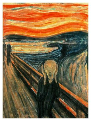 The scream rev