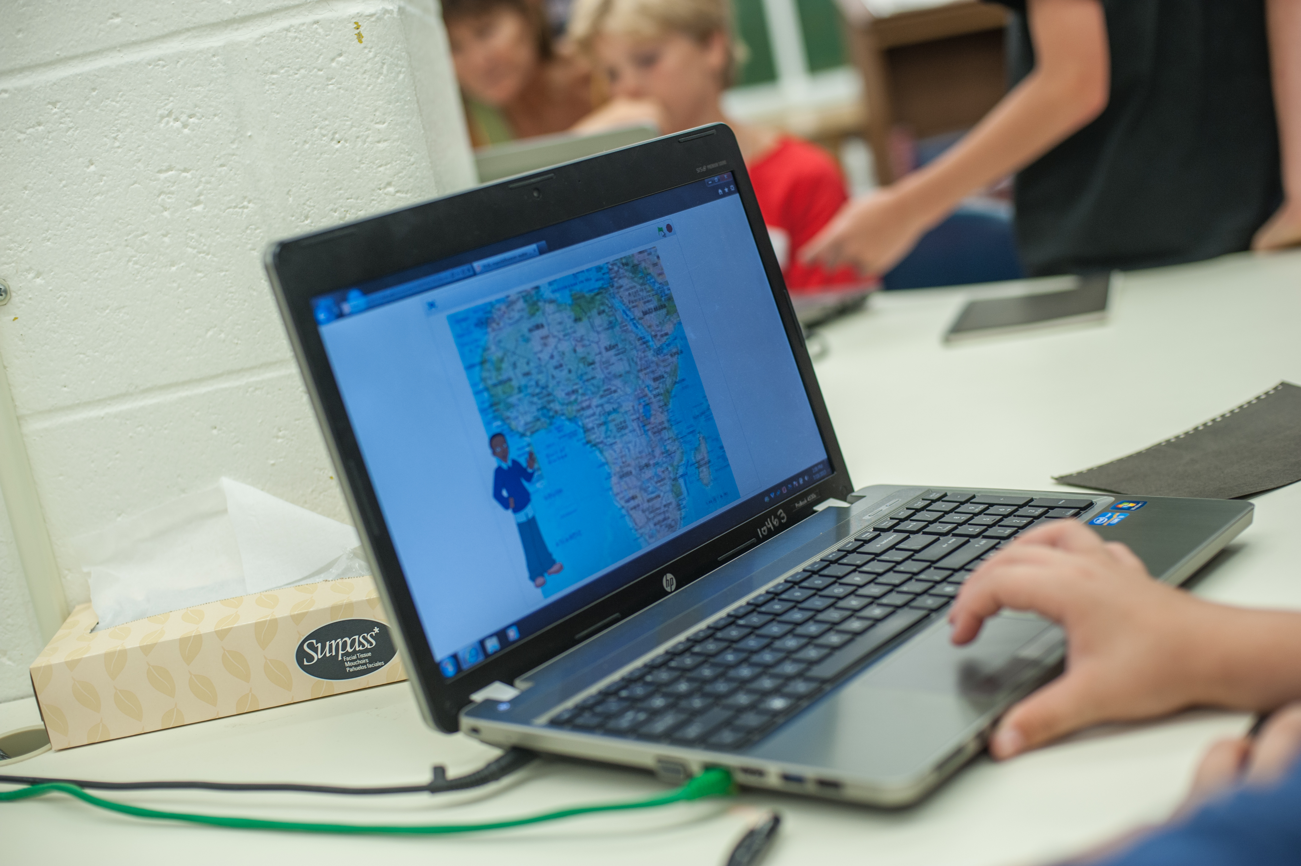 Vermont Kids Pick Up Programming Skills at Young Hacks Academy
