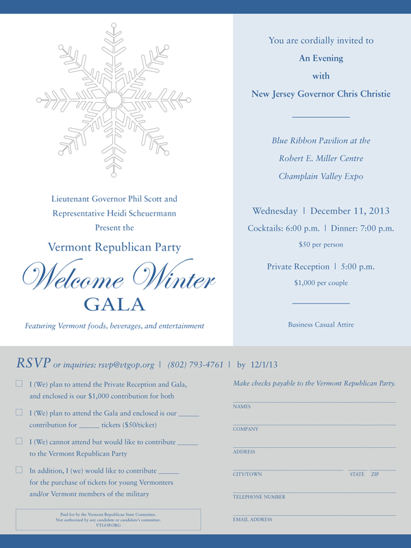 VTGOP winter gala invite