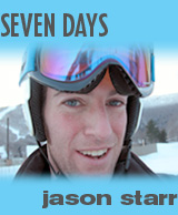 SEVEN DAYS-Jason Starr